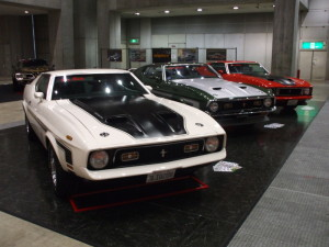 1972y Ford Mustang Mach1 (2)