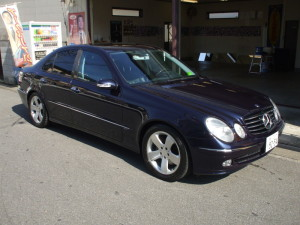 2004y Mercedes-Benz CL55AMG