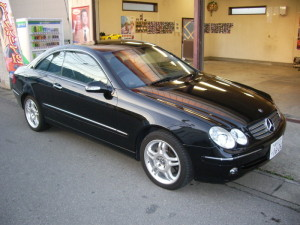 2005y Mercedes-Benz CLK200 (2)