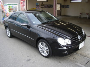 2005y Mercedes-Benz CLK200