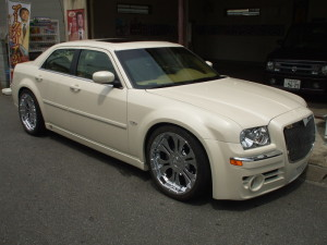 2006y Chrysler 300C SRT-8