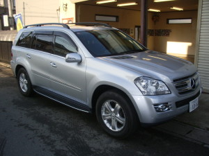 2006y Mercedes-Benz GL550
