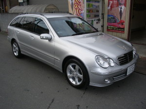 2007y Mercedes-Benz StationwagonC200