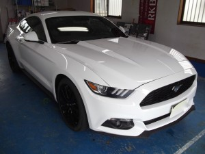 2014y Ford Mustang