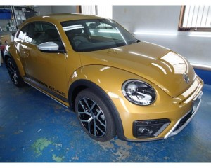 Volkswagen The beetle DUNE