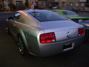 2009y Ford Mustang GT (2) Galpin Ford Sets Iacocca後