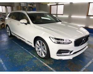 2017y Volvo V90 Inscription