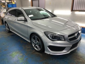 2017y Mercedes-Benz CLA180