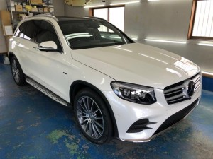 2016y Mercedes-Benz GLC250