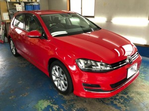 2016y volkswagen GOLF