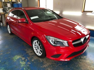 2016y Mercedes-Benz  CLA180
