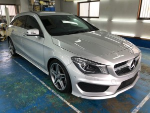 2015y Mercedes-Benz CLA180