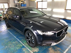 2019y VOLVO・V90 Cross Country