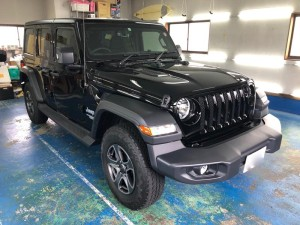 2019y JEEP WRANGLER UNLIMITED SPORT