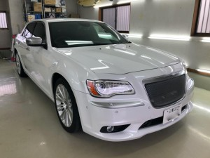 2015y Chrysler・300C